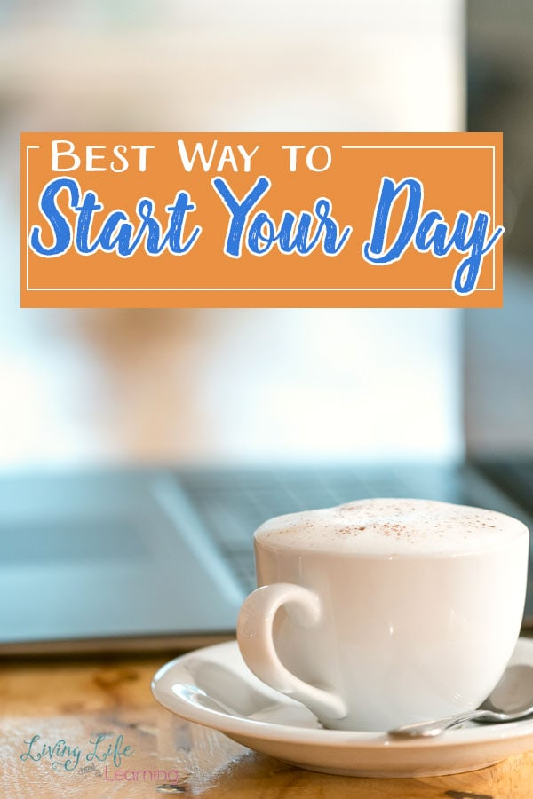 Whether you start your morning the night before or just keep it simple, you can get your mornings started right.