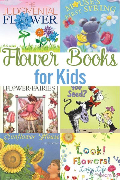 It is so much fun to celebrate each season with arts and crafts and also by reading books. In this post, we will share some Flower Books for Kids.