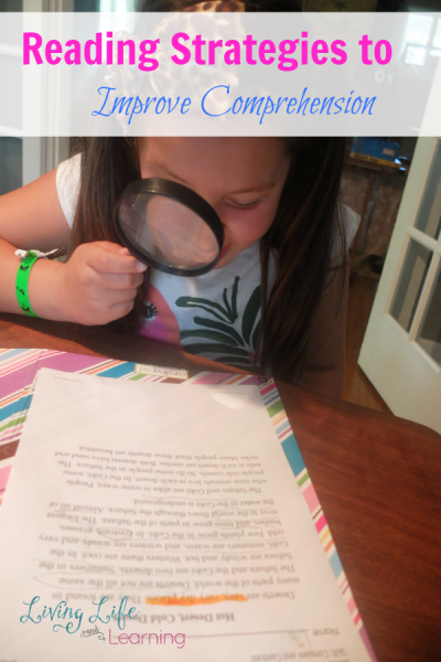 Reading strategies to help your students master comprehension!