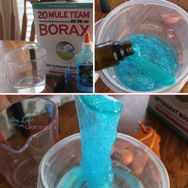 Must Try Glitter Slime Recipe