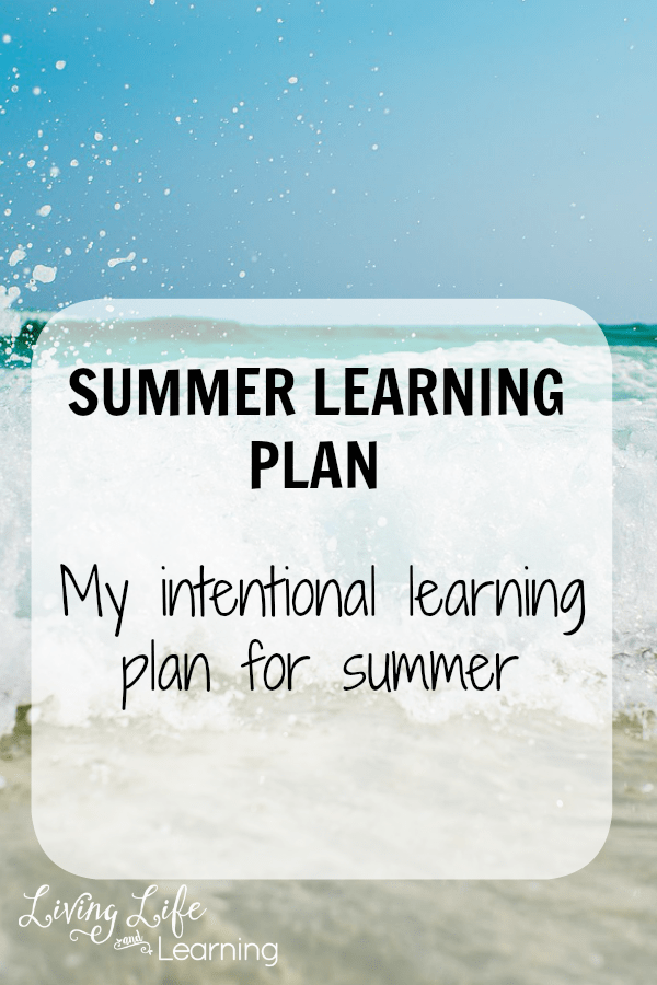 Do You Have a Summer Learning Plan?