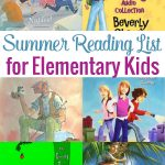 Summer Reading List for Elementary Kids