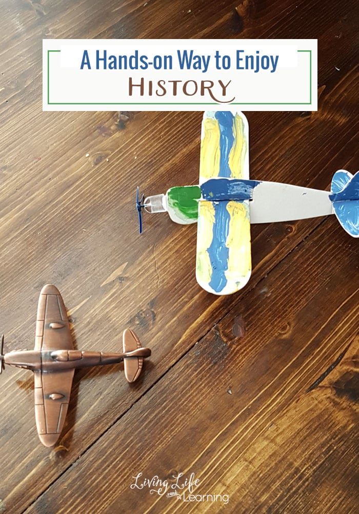 Mysteries in Time Review - A hands on way to enjoy history, make it come alive with these fun craft ideas and activities to keep it from being a bore.