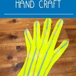 Make science come alive by seeing how the hand works as it moves. They will absolutely love making this Muscle System hand craft for kids!