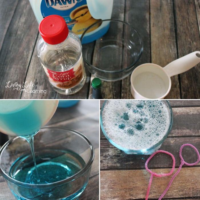 easy bubbles recipe