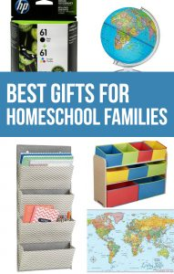 Best gifts for homeschool families - gifts that the whole family can enjoy including board games or family activities worth spending time together for.