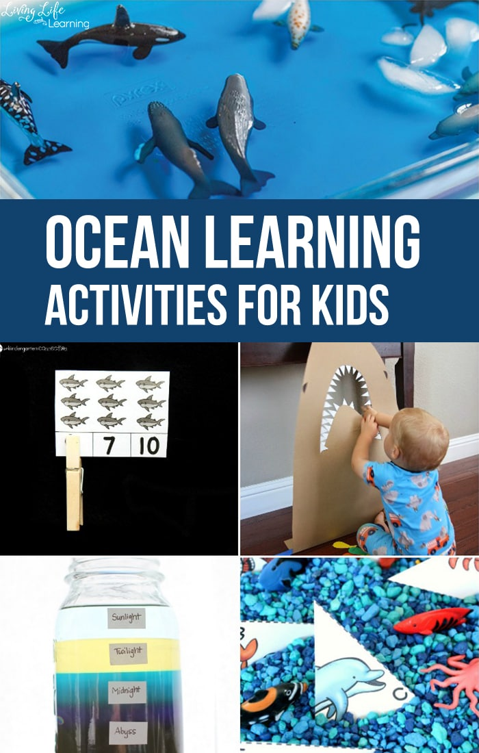 Ocean Learning Activities for Kids