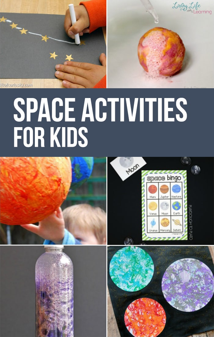 Awesome Space Activities For Kids
