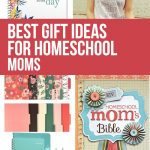 An awesome list of best gifts for homeschool moms - so you can tell your husband exactly what you want this year, something just for you.