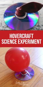 hovercraft science project