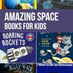 Learning about space, astronomy and astronauts is a lot of fun, not to mention planets and stars. In this post, we share some amazing space books for kids.
