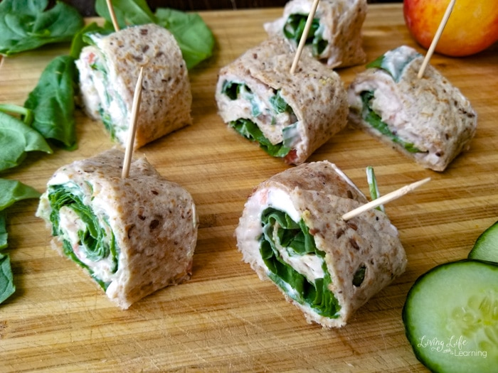 Simple chicken and cheese tortilla rolls your whole family can enjoy