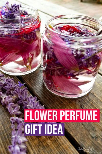 Petal Perfume Gift Idea