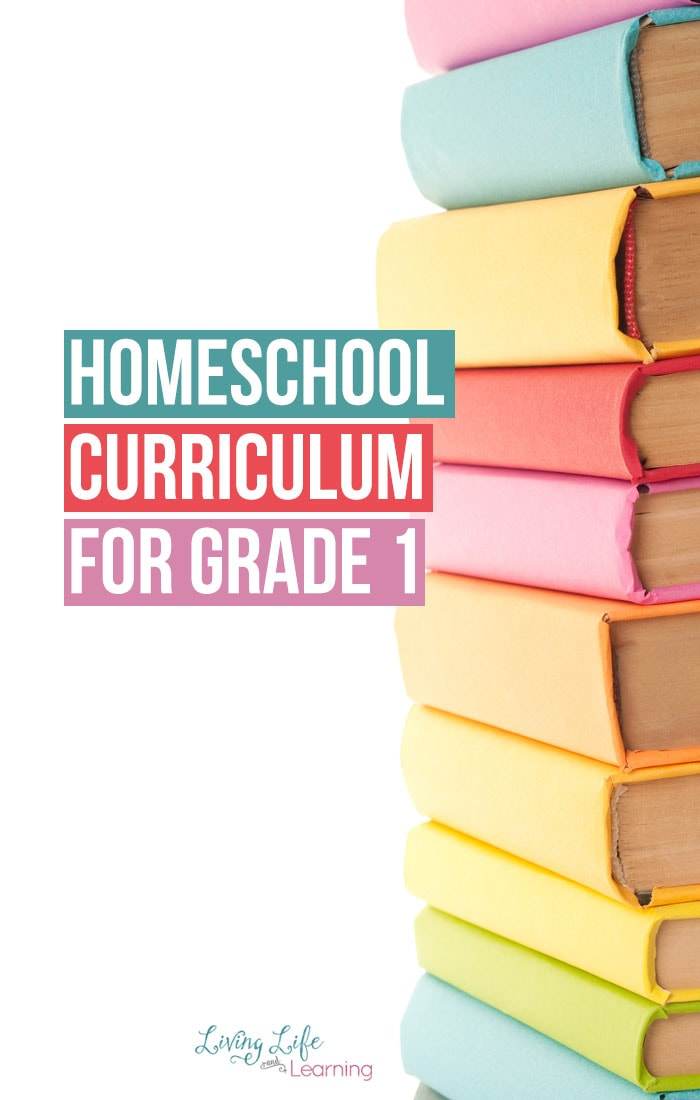 See how we homeschool the first grade and what homeschool curriculum for grade 1 I use with my daughter. She really loves everything we've done so far.