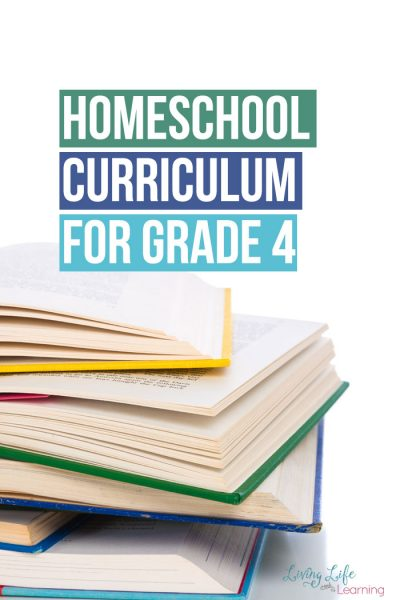Homeschool curriculum for grade 4 - see what our family uses for our homeschooling curriculum for a busy forth grade boy, he loves it.