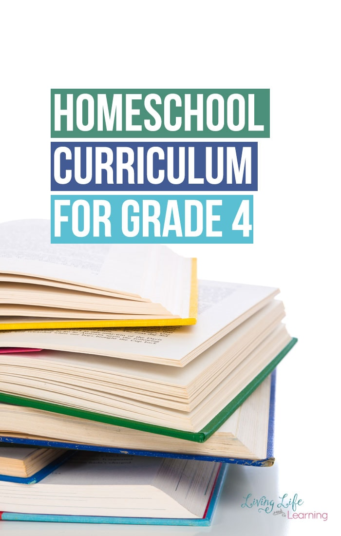 Homeschool Curriculum for Grade 4