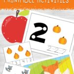 Printable autumn activities for kids
