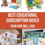 Want to know which is the Best Educational Subscription Boxes Your Kids Will Love? These monthly subscription boxes make the perfect gifts for kids.