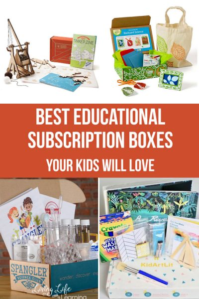 Best Educational Subscription Boxes Your Kids Will Love