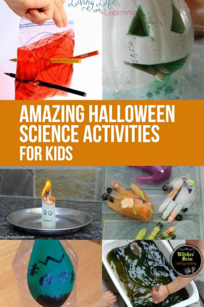 Amazing Halloween Science Activities