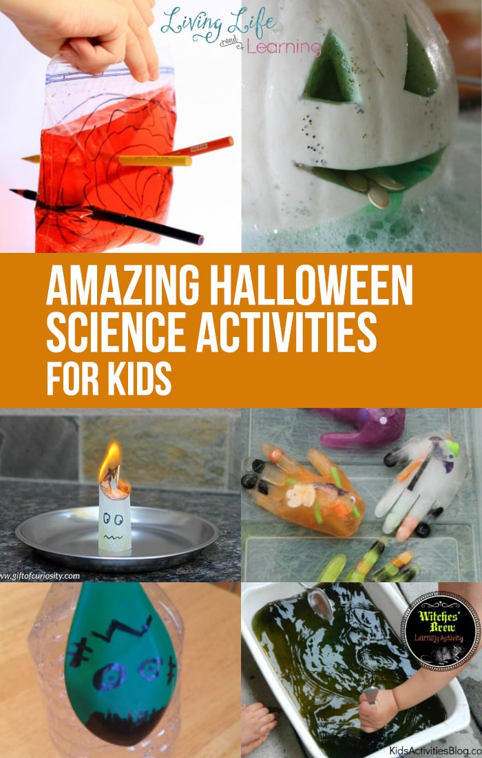 Halloween is always a lot of fun. It's not just about the candy. It's about costumes and hands-on activities. So why not include some educational ideas into the mix? In this post, we have an amazing Halloween Science activities! You and your kids will be wowed to no end!