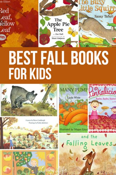 Fun Fall Books for Kids