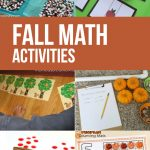 We have put together a fantastic and totally interactive Fall Math activities that kids are going to love so much! This is a very comprehensive list.