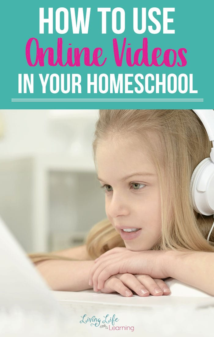 Kids watch too much TV? Now see how they can learn from it. See how to use online videos in your homeschool to engage your kids, spark their interest in new subjects and take them on a new adventure. #homeschool #education