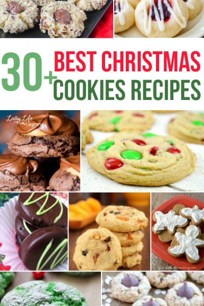30+ Best Christmas Cookies Recipes