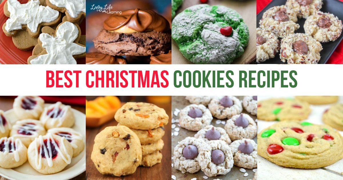 30 Best Christmas Cookies Recipes