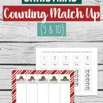 Christmas Counting Match up