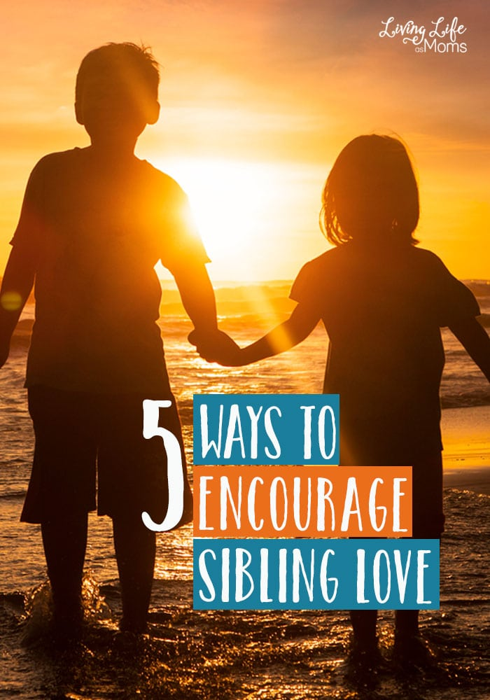 You can always teach love. Whether it's doing team activities or teaching empathy, you can encourage sibling love in your children.