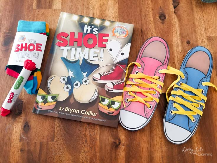 Learning Resources Shoe Lacing