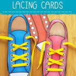 Printable Shoe Lacing Cards