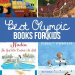 Best Olympic books for kids is a wonderful list of books to get your kids excited about the Olympics. It's a historical event that only occurs every 4 years. Use the Olympics as a learning opportunity for your homeschool or classroom.