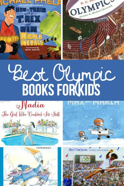 Best Olympic Books for Kids