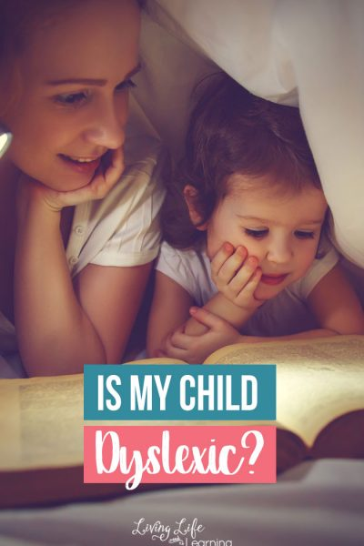 Is My Child Dyslexic?