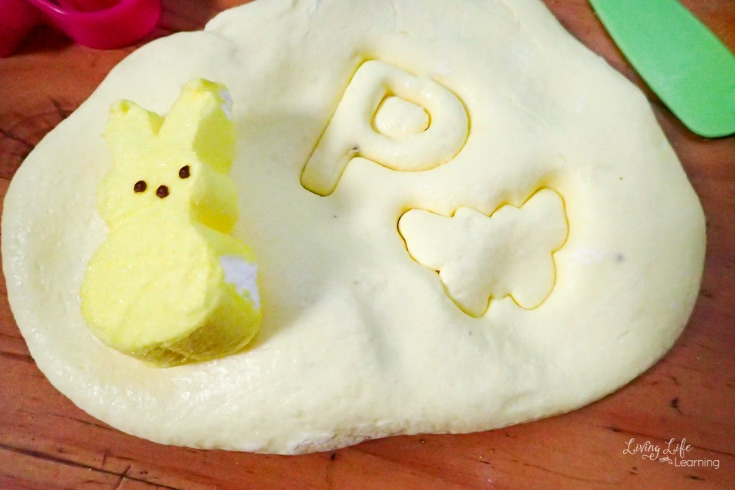 Fun Peeps Playdough Recipe you have to try