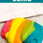 Fun Rainbow Slime Recipe