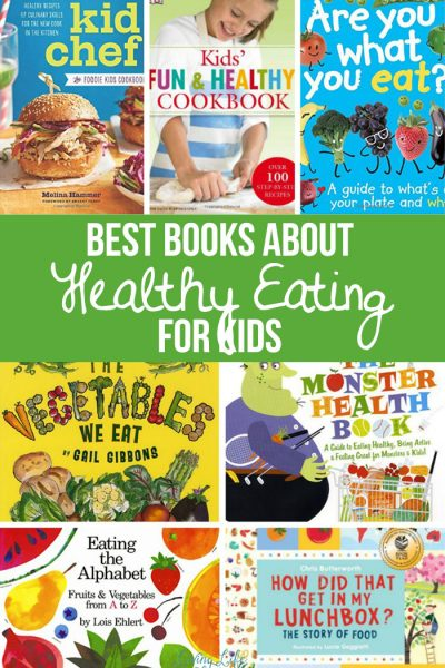 Best Books About Healthy Eating for Kids