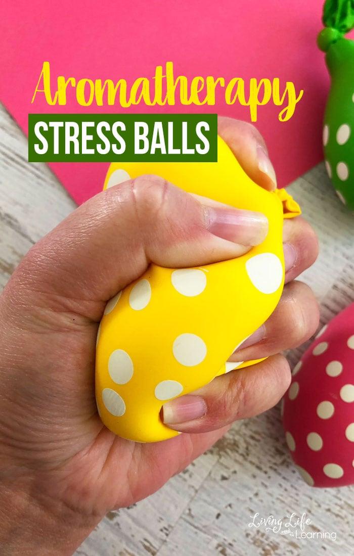 Aromatherapy Stress Balls