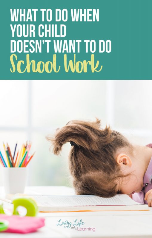 You can motivate children to do school work when they don't want to. It is not always easy, but it is possible. We can show children how important school work is, even when it is the last thing they want to do. These tips are for you, because I've been there too.