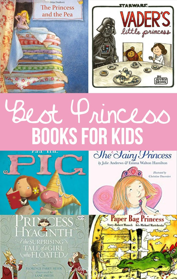 Best Princess Books for Kids