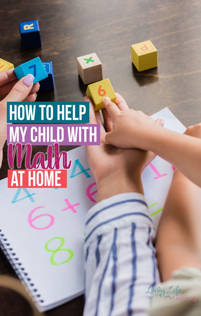 if you're asking yourself How To Help My Child With Math At Home, this is for you. This will help you help your child in the best way possible so that they can continue to succeed in math.  #math #homework #mathathome #homeschool