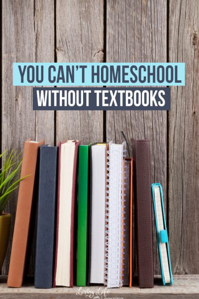 Ever worry that you can't homeschool without textbooks? What if I told you that you could still homeschool successfully without textbooks?
