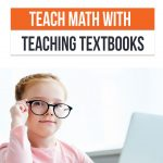 Want a easy way to teach math at home? Teach math with Teaching Textbooks and you'll be so happy that you found this math curriculum.