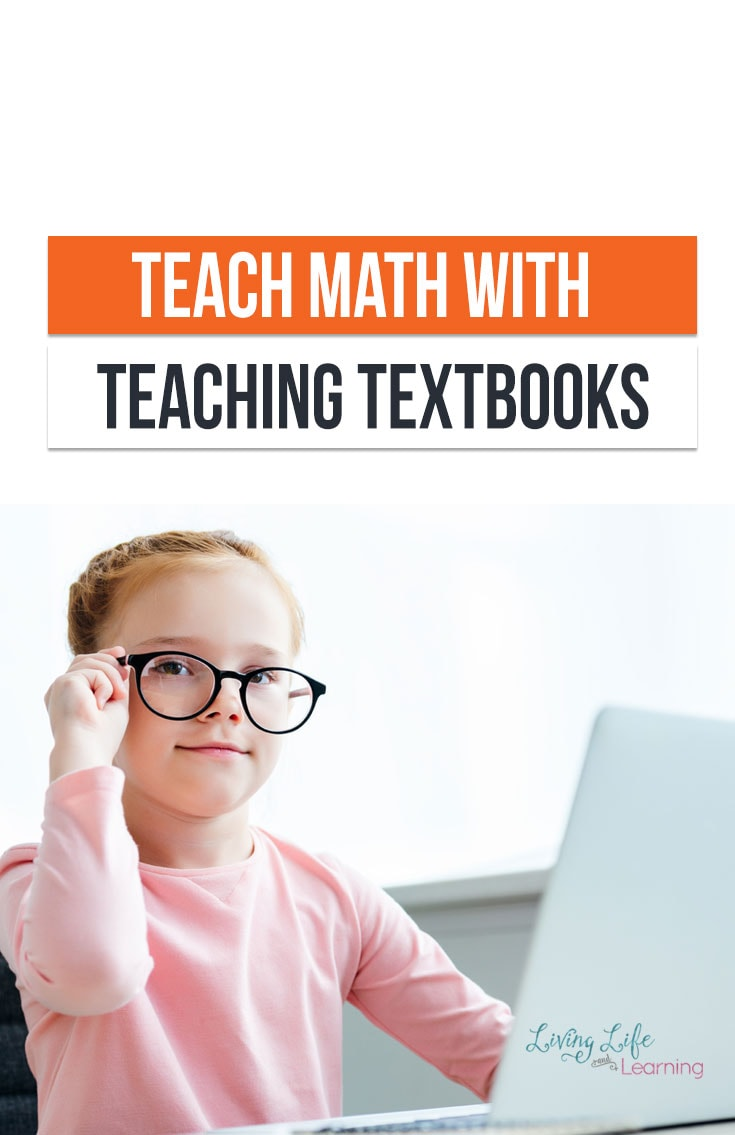 Want a easy way to teach math at home? Teach math with Teaching Textbooks and you'll be so happy that you found this math curriculum. Struggling to find a math program for your struggling math student? Try Teaching Textbooks and here's why!