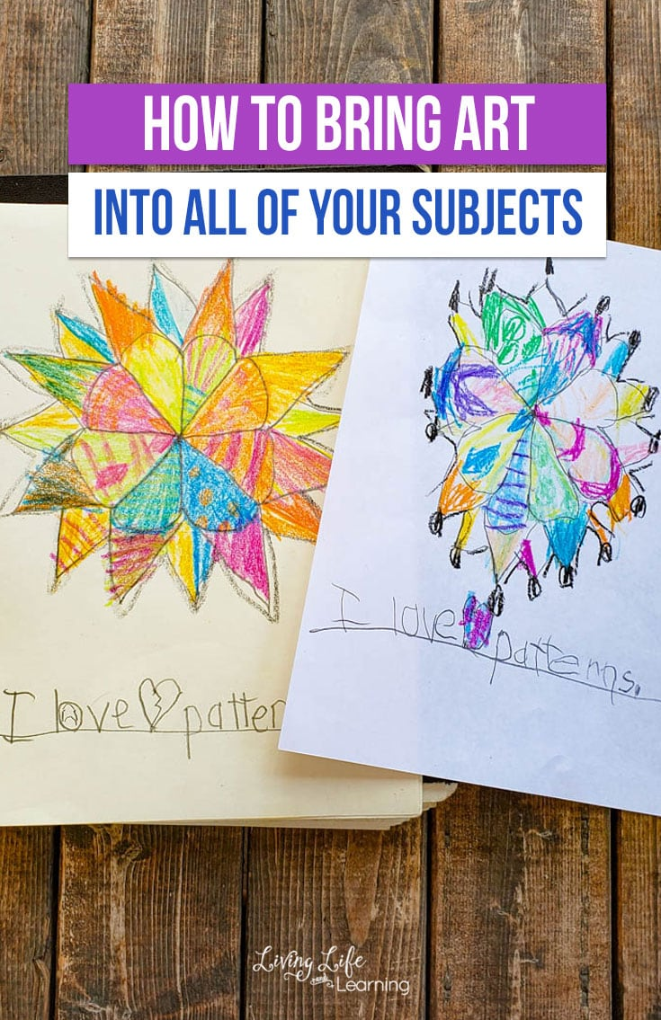 Do you wonder how you can bring art into all of your subjects? Make time for art more and then you don't have to worry about teaching it separately. You can do art for science, math, writing and more. Drawn to Discover can have your kids creating amazing projects from day 1.