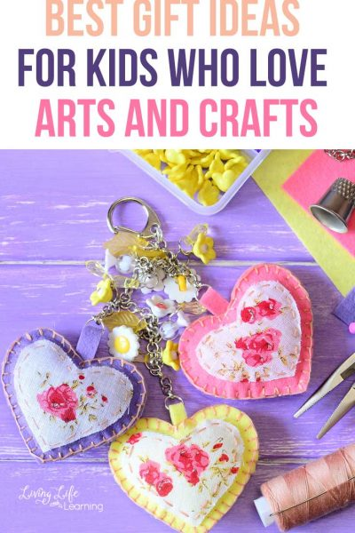 Best Gift Ideas for Kids Who Love Arts and Crafts
