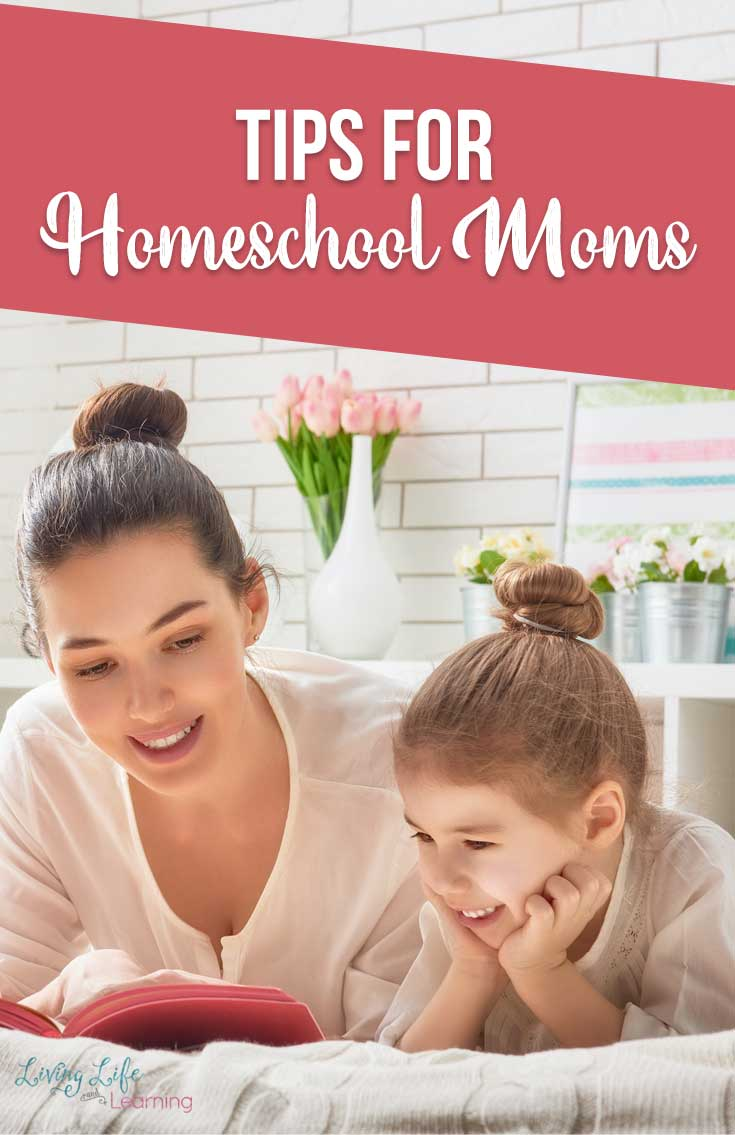 Tips for Homeschool Moms